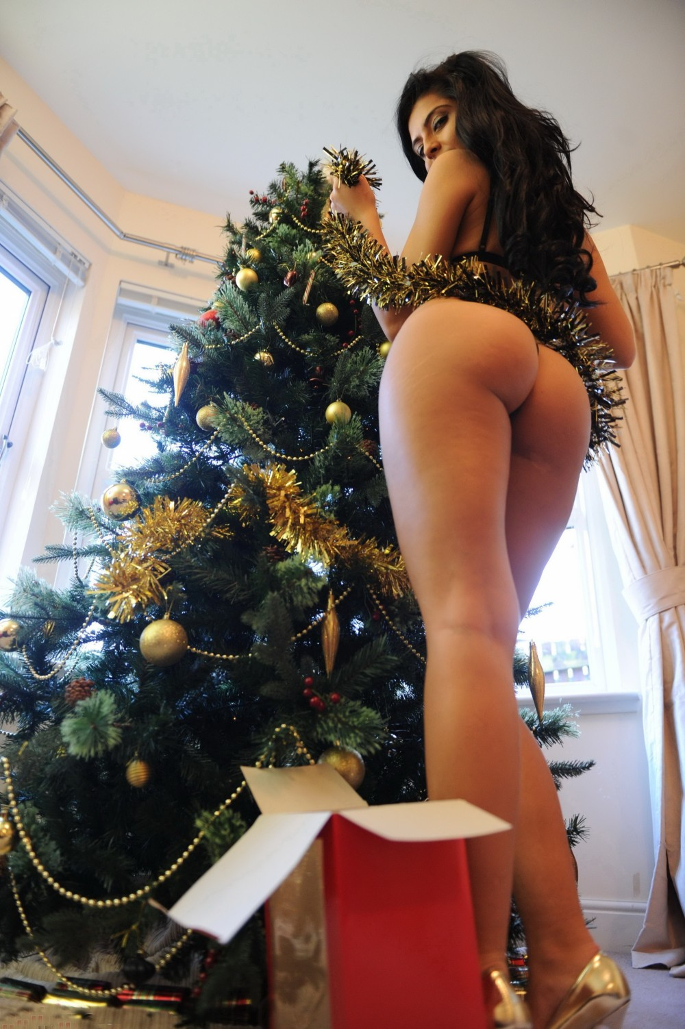 Dressing The Tree